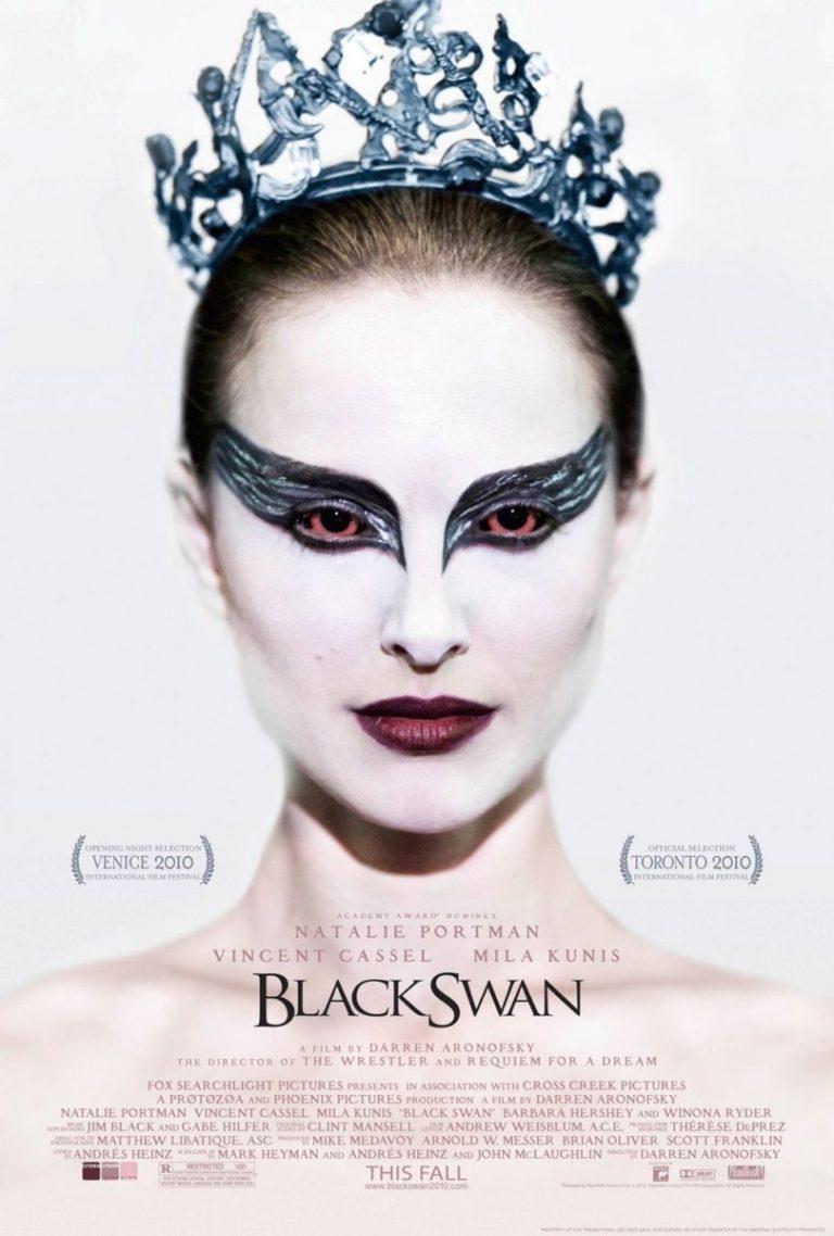 plakat filmu Black Swan