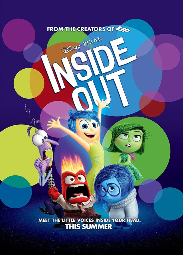 plakat filmu inside out