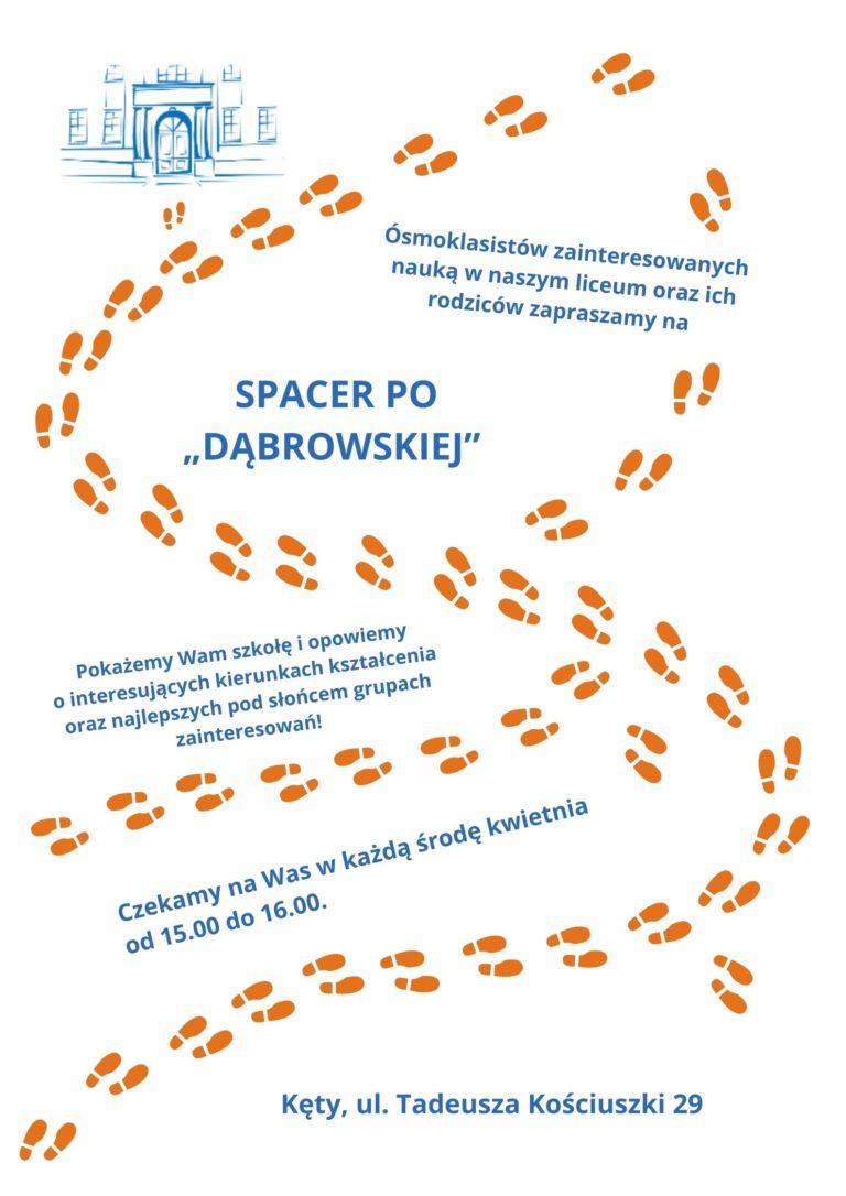 plakat o rekrutacji