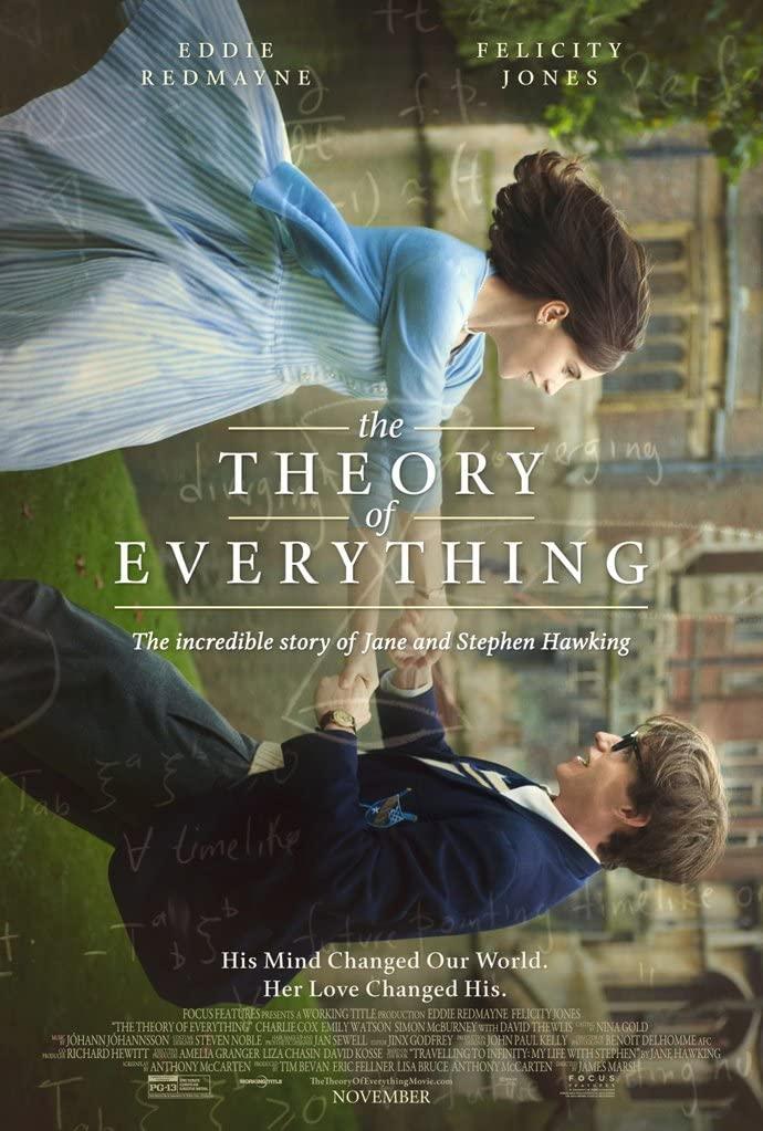 Plakat filmu Teoria wszystkiego