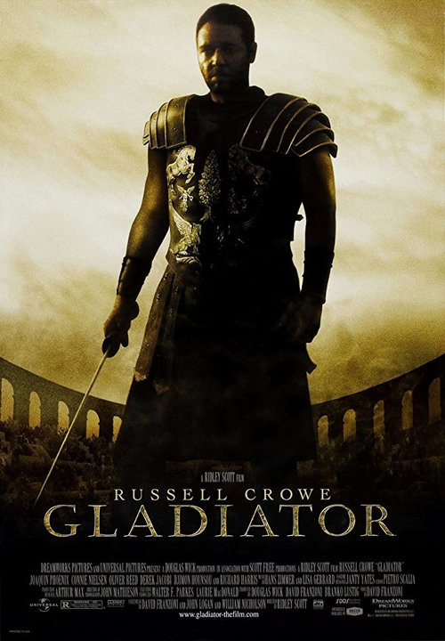 gladiator plakat