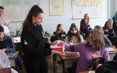 Wybory przewodniczącego szkoły, wrzesień 2021